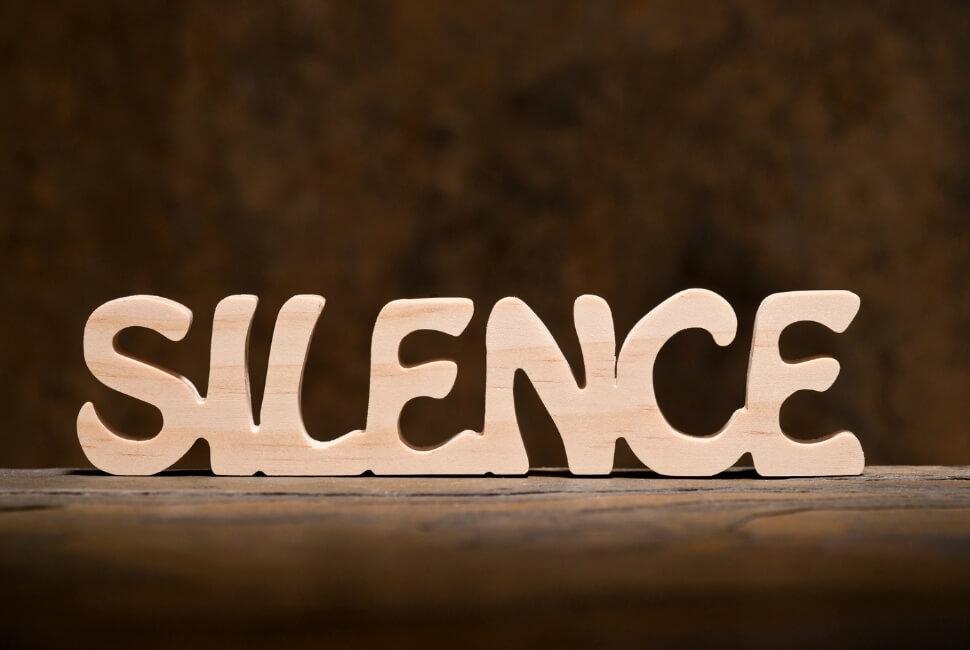 les-bienfaits-du-silence